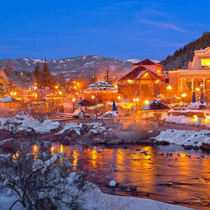 Pagosa Springs Co >> Pagosa Springs Colorado Would Say I Want To Go Here But I Lived