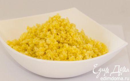 Пшенная каша (4 секрета приготовления  рассыпчатой каши) | Кулинарные рецепты от «Едим дома!»