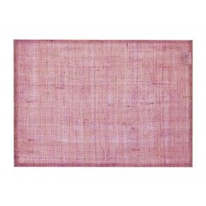 Natural linnen placemat in soft pink from Dixie