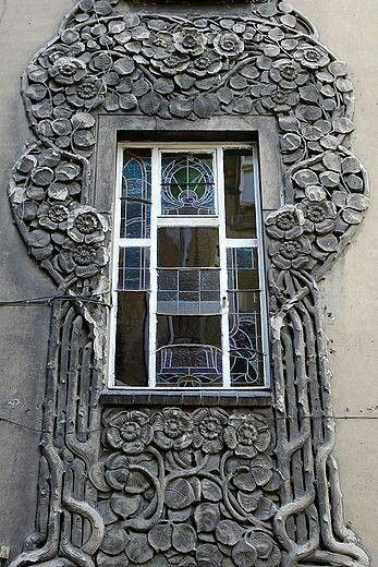 Art Nouveau - Poznan, Poland