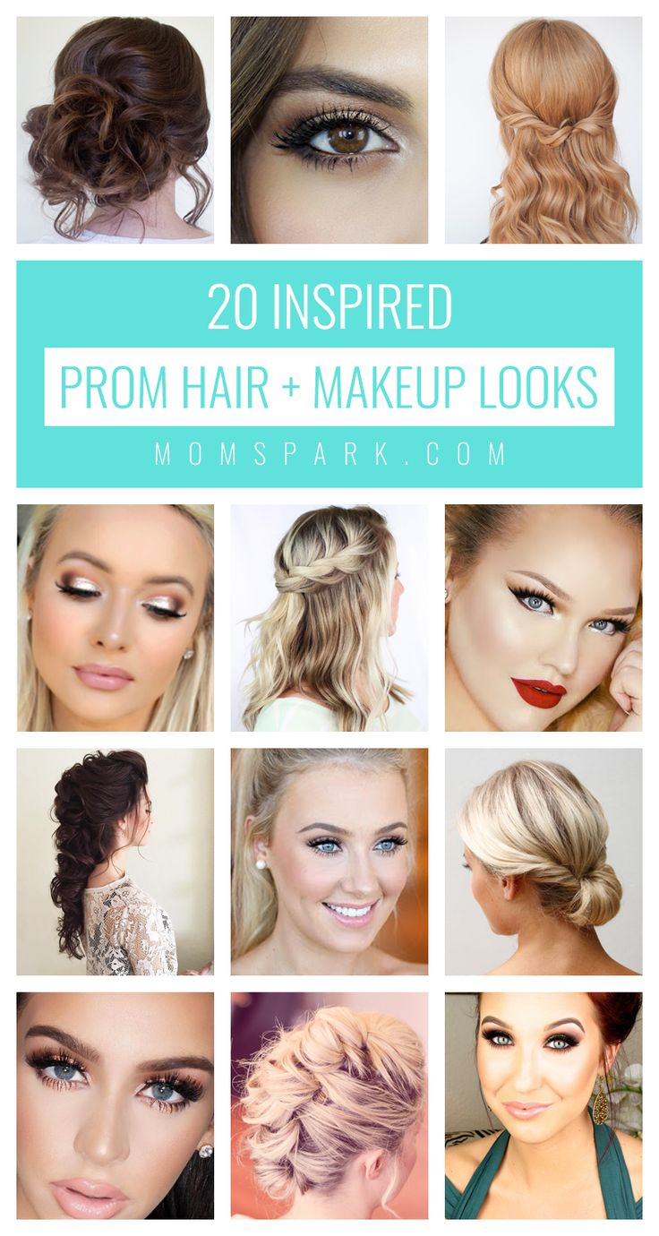 Home 187 posts 187 articles 187 hair styles 187 different hairstyles - 20 Inspired Prom Hair And Makeup Looks