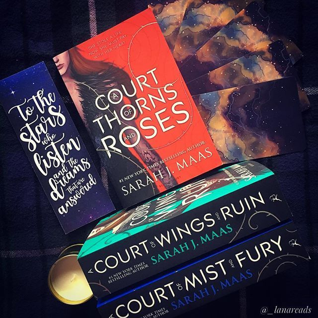 Acotar To The Starts Who Listen And The Dreams That Are Answered