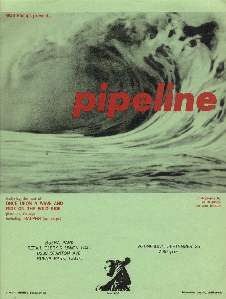 Pipeline (1964)   Surf Classics