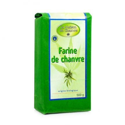 farine de chanvre (sans gluten)
