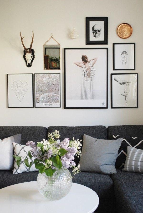 94 besten Scandi Style Art Bilder auf Pinterest Wohnzimmer - nordische wohnzimmer