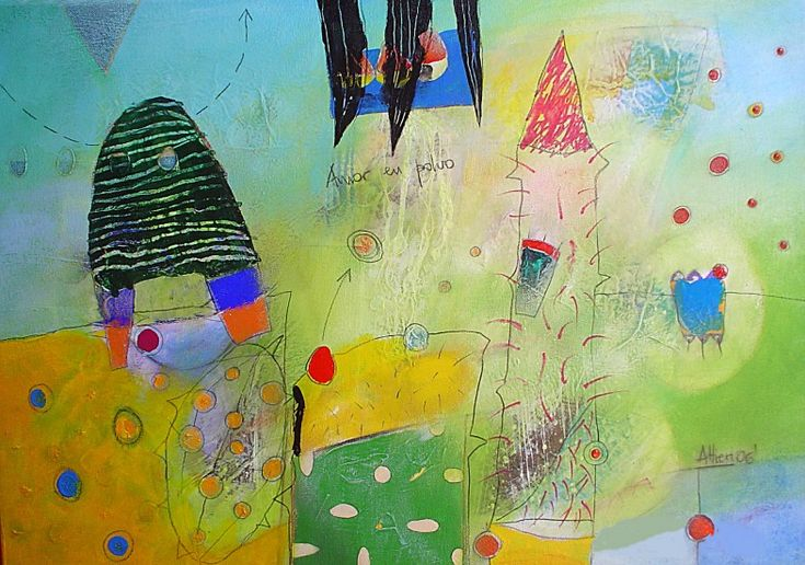 Obra 2004-2007 | Luis Altieri