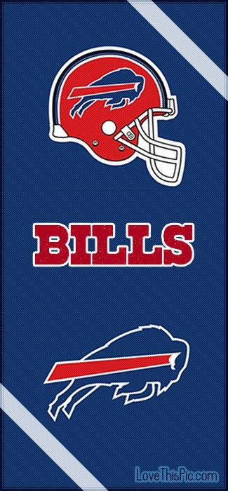 Buffalo Bills- Love this team! The only team who actually plays in New York...not New Jersey!
