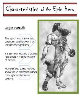 Beowulfs heroic qualities