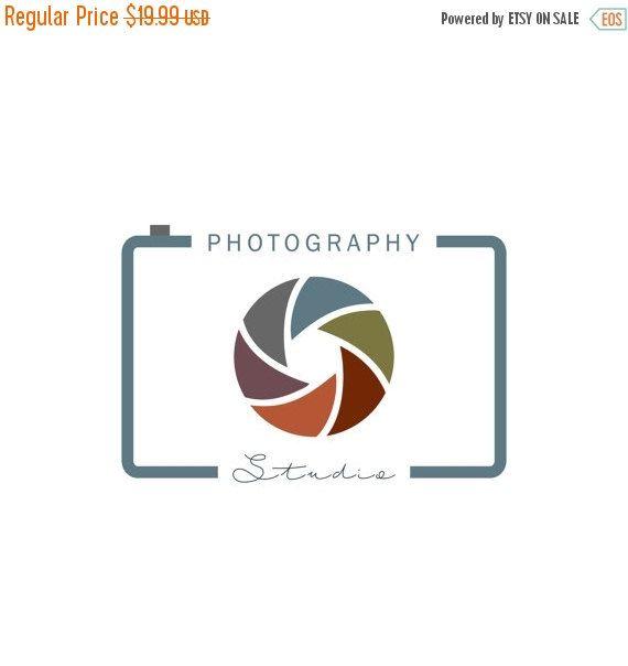 Logo Photography Camera Lens