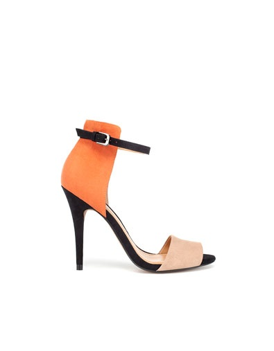 Granted, the quality of these shoes might not be ideal, but I love the designs I'm seeing from Zara.