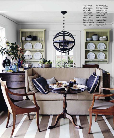 designer feature: bill ingram | THE PLACE HOME
