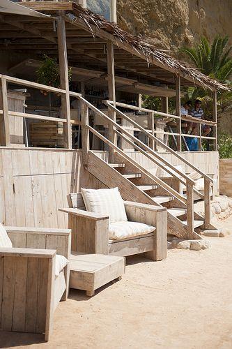 Ibiza beach restaurant Amante, Ibiza's secret beach hideaway
