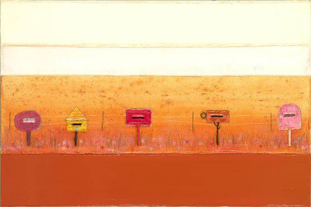 Gemma Lynch-Memory Home - 'RMB 1607'