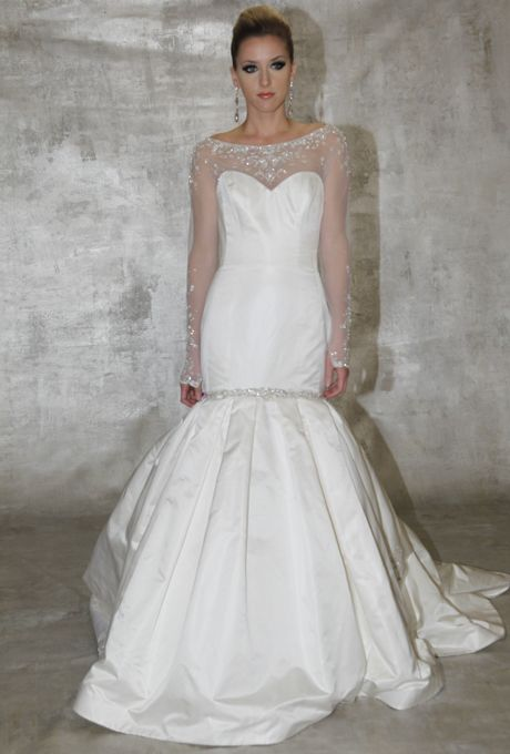 new Victor Harper wedding dresses spring 2013. Finally something westen i could wear for my solemnization :)