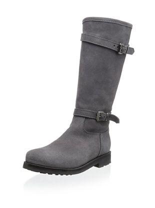67% OFF Gallucci Kid's Side-Zip Boot (Grigio)