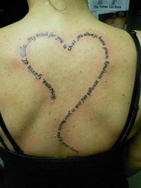 Tattoos On The Heart Quotes: My Wish For You Is That You