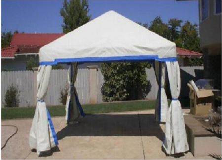 Professional manufacturer for custom outdoor sun shade tent awnings and best waterproof tent covers, available in different sizes and types. Our high quality products can supply you and your customers a comfortable sun shade and shelter. They are designed to be waterproof &anti-UV and resistant to extreme weather conditions. Meanwhile, the high quality and heavy duty hardware, ensures the sturdy and durable usage for years, resistant of color fading and fabric wrinkling.