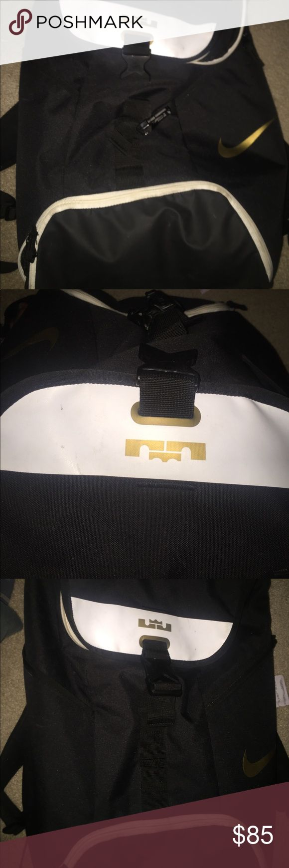 A backpack Lebron Basketball Bag Nike Bags Backpacks