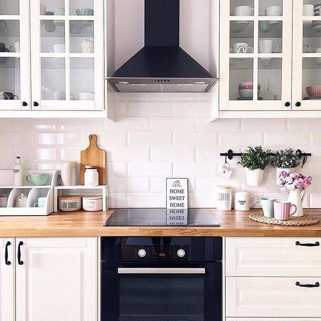 muebles de cocina blancos ikea
