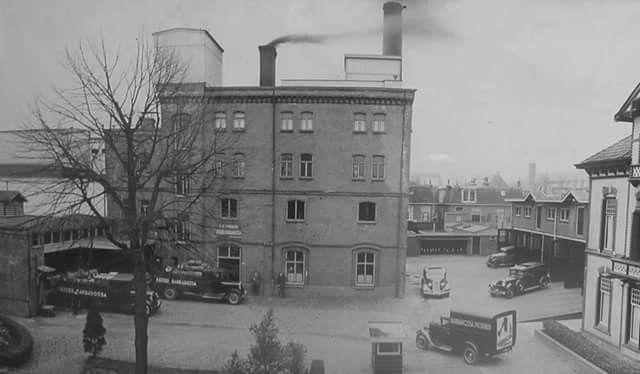 Bierbrouwerij Keizer Barbarossa Helperkerkstraat Groningen