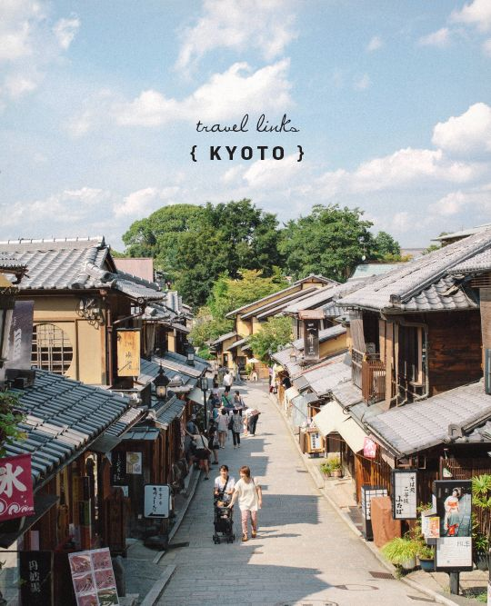 As requested, here's a list of some of our Kyoto recommendations! kyoto travel links