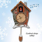 Rustic Cabin Cuckoo Clock - Love This One!