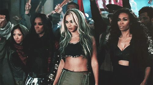 """Does the thought of Destiny's Child leading a revolution to """"Superpower"""" give you hope for the future? 