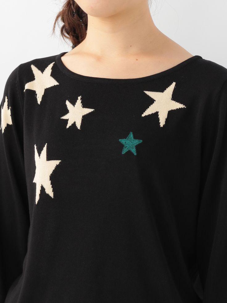 Estrelles JQ knit | Jocomomola de Sybilla | Itokin fashion mail order site