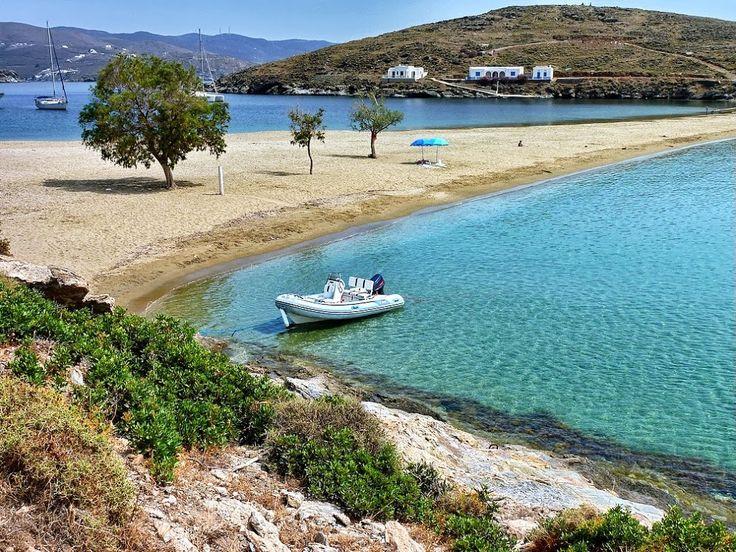 Xaris Xaris - Google+ - Παραλία Κολώνα, Κύθνος Colona Beach ,Kythnos island, Greece…