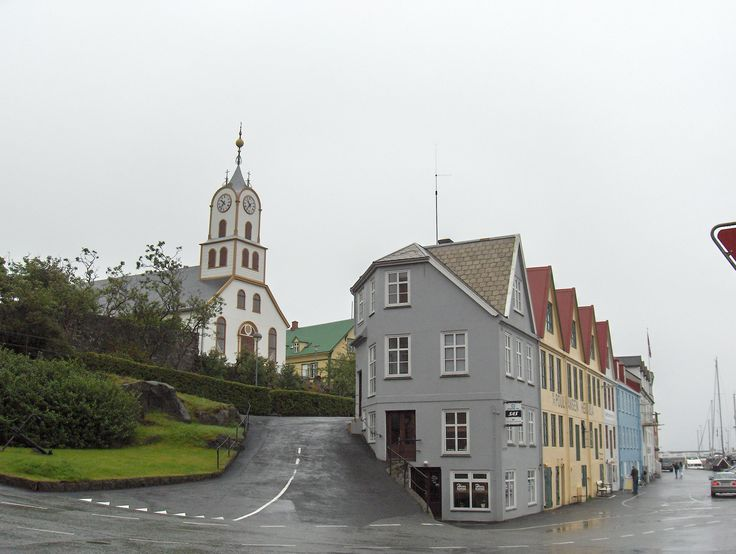 torshavn cathedral - faroe islands