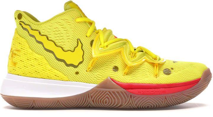 Nike Kyrie 5 Spongebob Squarepants Kyrie Irving Shoes Nike Kyrie Kyrie