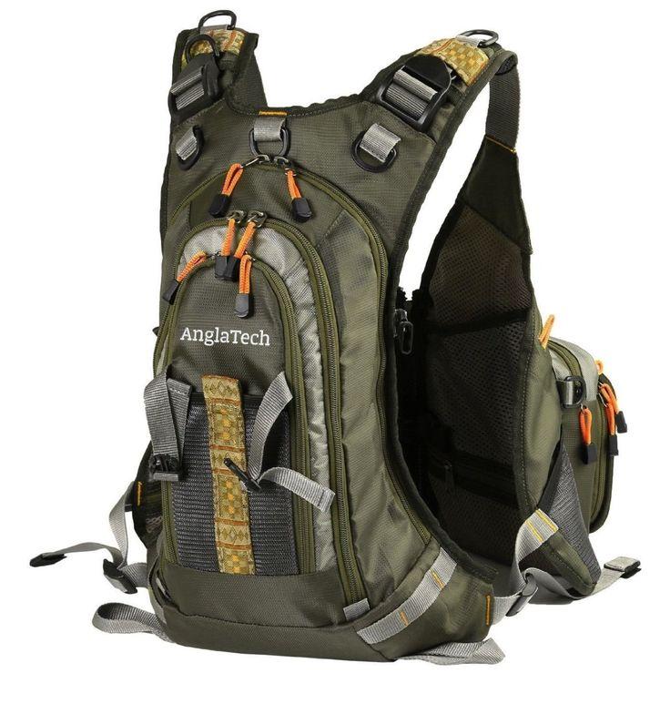 77 best fishing packs and vests images on pinterest for Best fishing vest