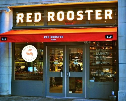 Marcus Samuelsson's Red Rooster Harlem, a venue evocative of 1920′s Harlem while setting a thrilling new tone for a neighborhood in search of rebirth--- Harlem!