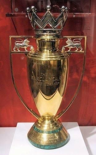 Invincibles Trophy 03/04