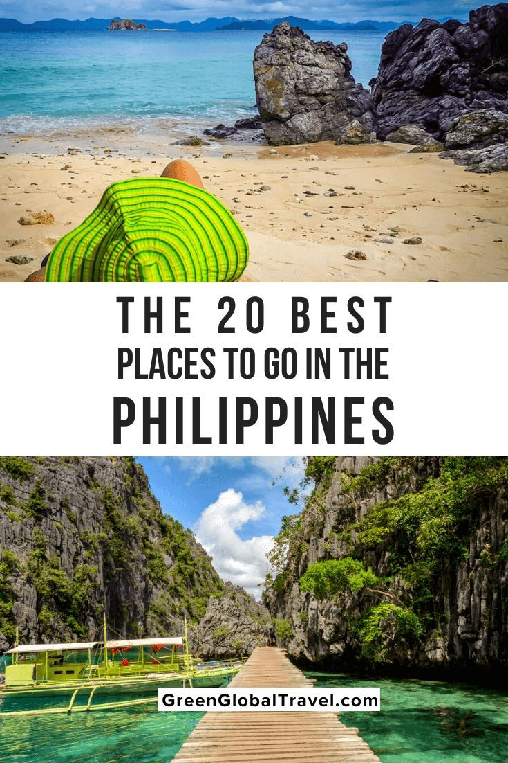The 20 Most Beautiful Places in the Philippines to Visit in