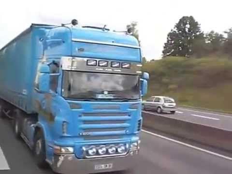 Scania vs daf 2
