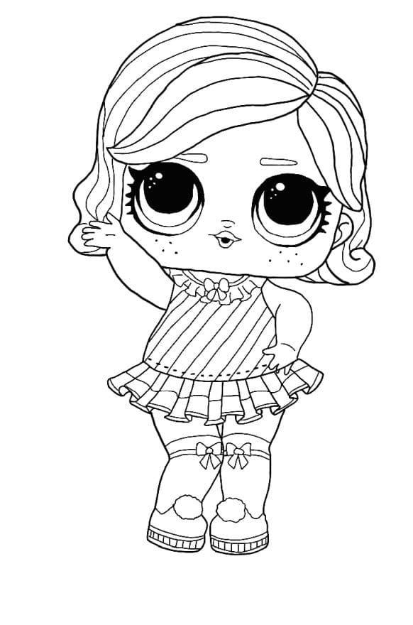 Dibujos Para Colorear Munecas Lol Imprimir En Formato A4 Barbie Para Colorear Munecas Lol Imagenes De Atrapasuenos