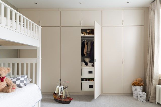 Discover smart and stylish ideas for children's bedrooms on HOUSE - design, food and travel by House & Garden.