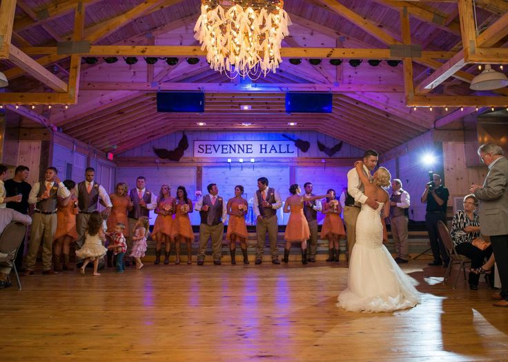 Sarah And Shane S Reception At Broussard Farms In
