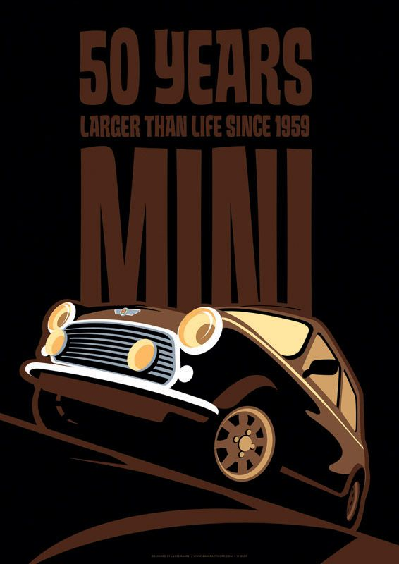 Mini Coopers = awesome-ness on four wheels! I love my pocket rocket :)