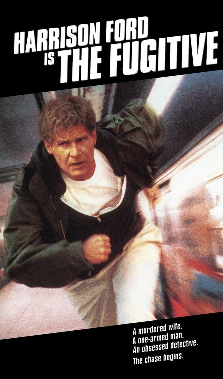 The Fugitive Filming Locations