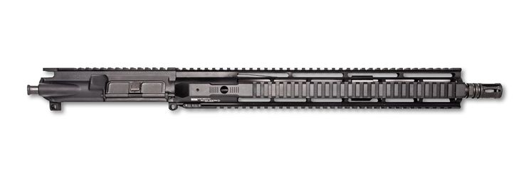 "AR-10 Complete Upper Assembly with BCG & CHH - 16"" / .308 WIN / 15"" Hera Quad AR-10 Handguard / Rail"