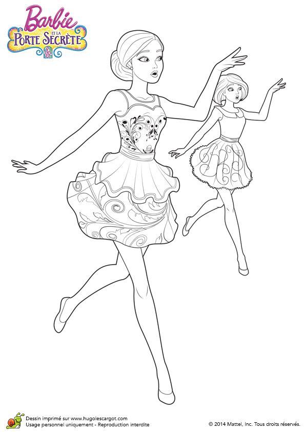 Les 25 meilleures id es de la cat gorie ballerine barbie - Barbie danseuse magique ...