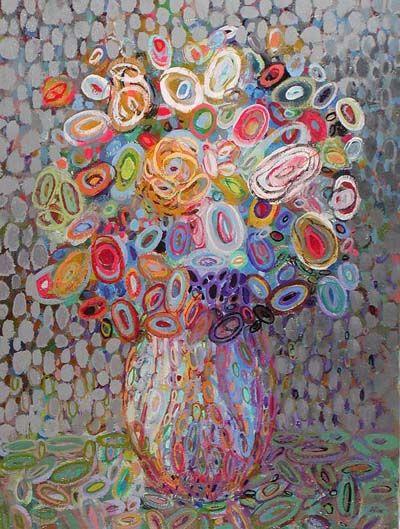 Angelo FrancoFlower Painting, Oil Paintings, Oil Painting Abstract, Modern Art, Artists Virginia, Abstract Painting, Angelo Franco, Floral Bouquets, New York