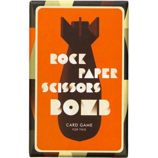 Rock, Paper, Scissors, Bomb Game