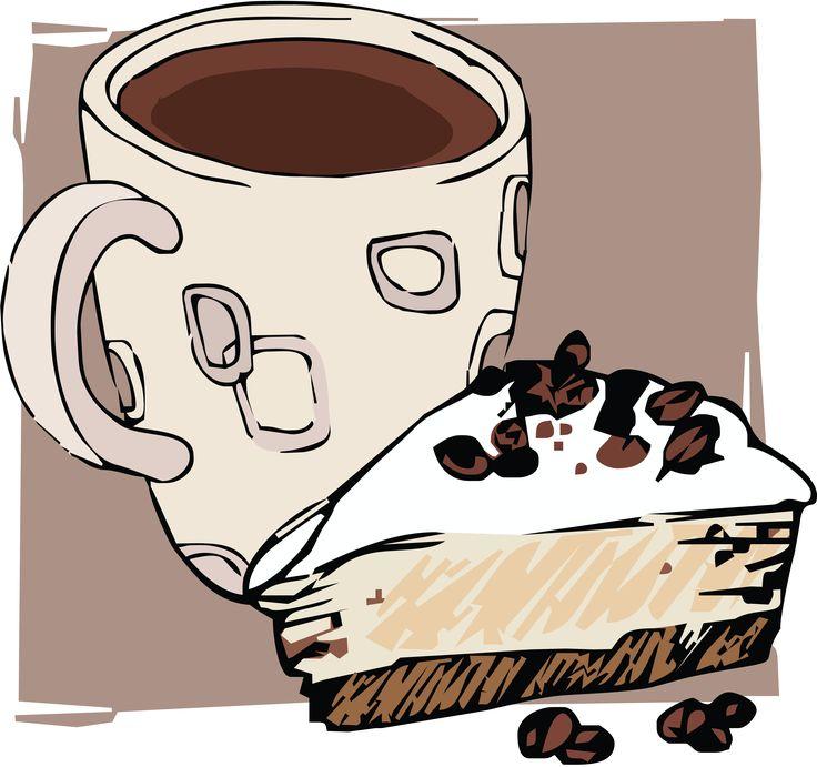 Рисунок с кофе, аву