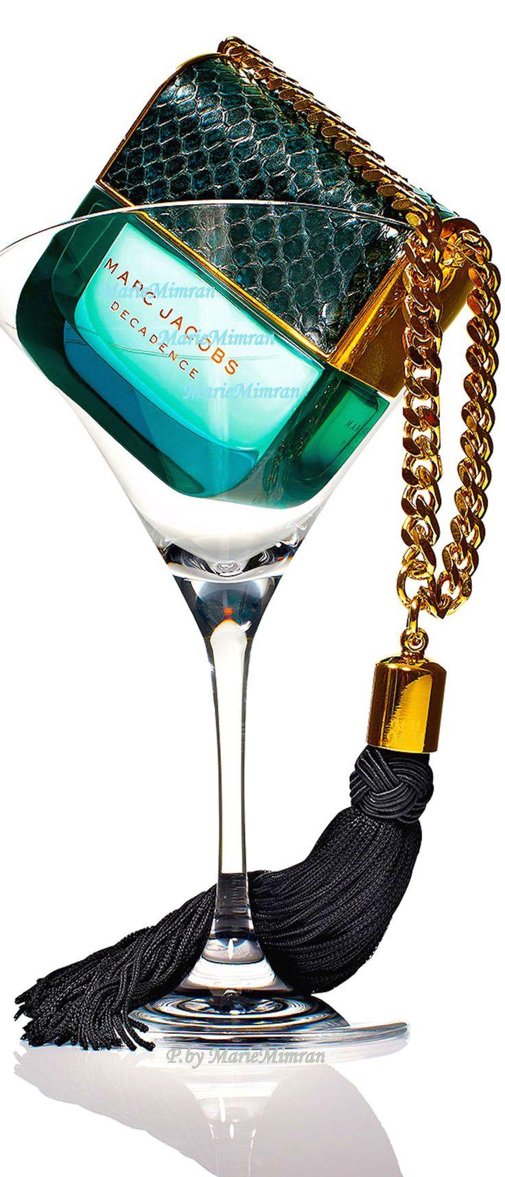 Marc Jacobs-Decadence Parfum-Marie Mimran