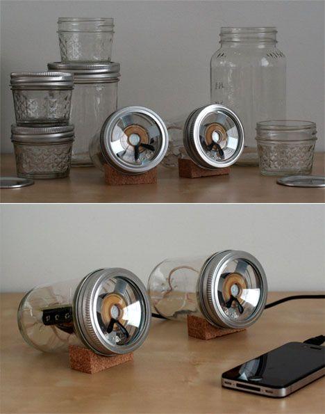 Audio jars