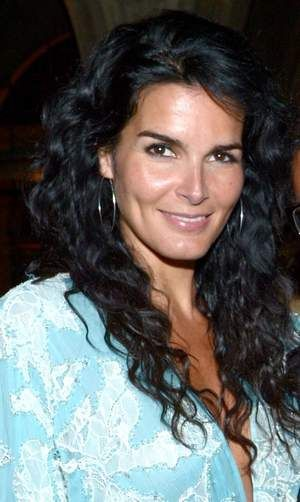 Angie Harmon - Even though I'm straight, I can say she is one of the most beautiful women out there, with the sexiest voice.  So underrated as an actress.  She is awesome/••••Oh, I so agree.  She is funny and still can handle the serious drama as well. The show she did about the neighbor who was