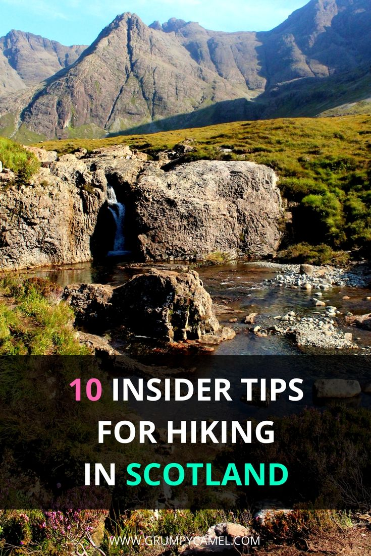 10 Insider Tips for Hiking in Scotland